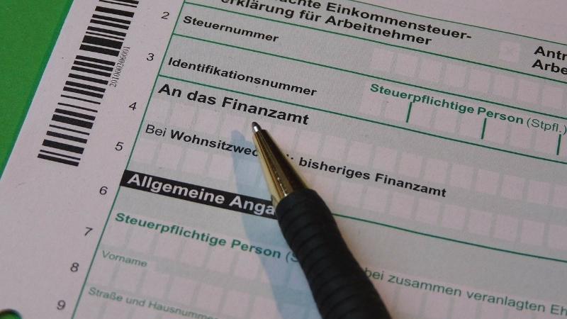 確定申告の流れ 書類と書き方